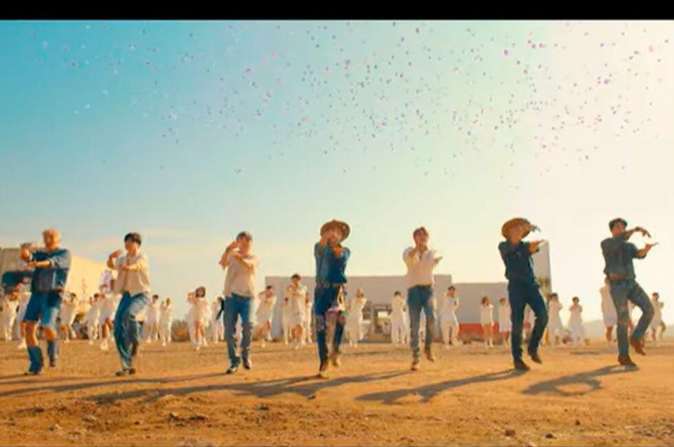 Permission To Dance de BTS