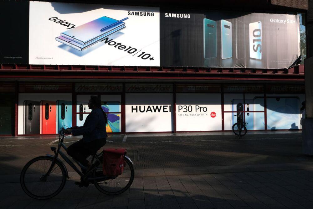 Huawei - Samsung