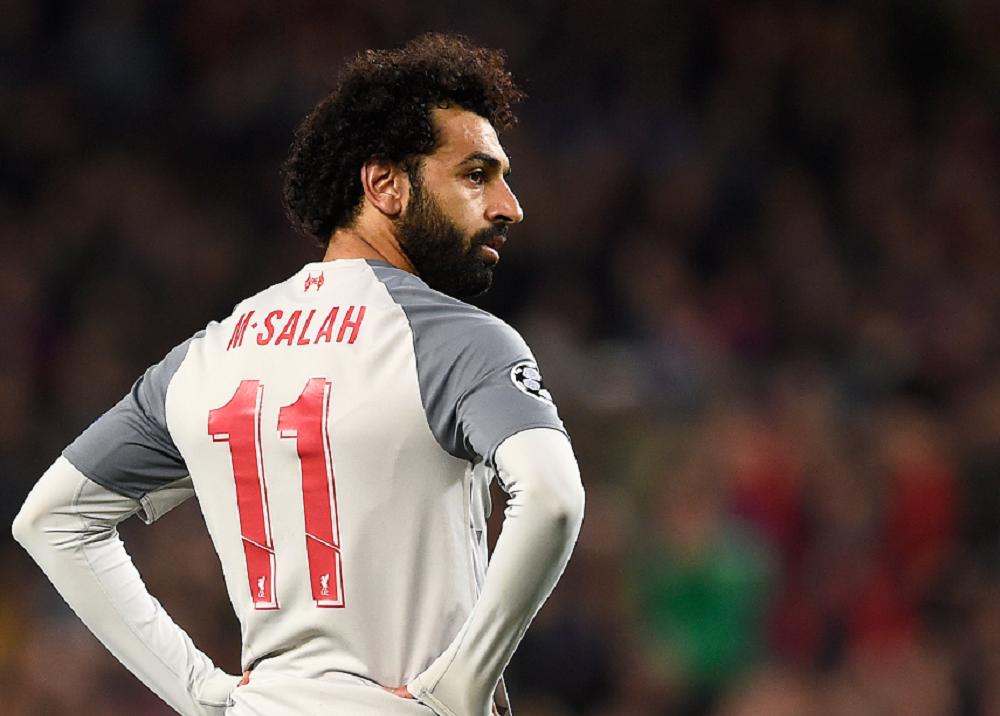 353997_BLU Radio. Mohamed Salah // Foto: AFP
