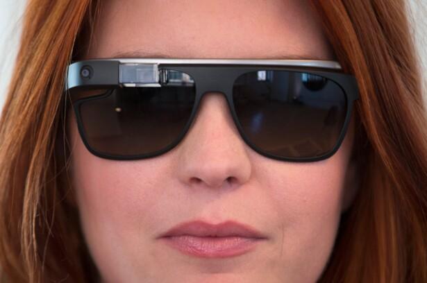 Google Glass, foto de AP