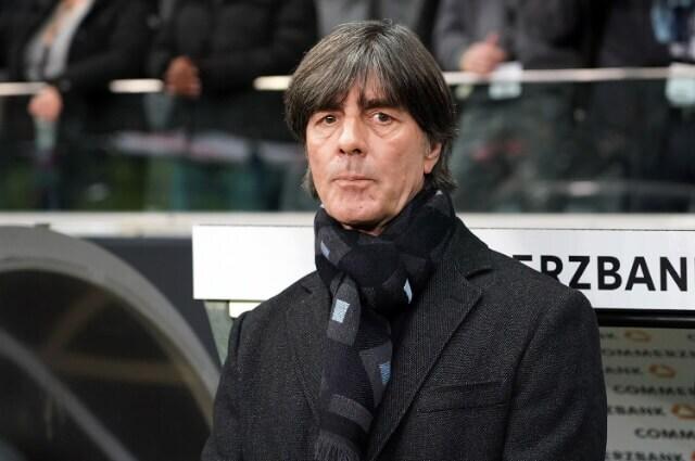 334138_Joachim Löw, técnico de la selección alemana.