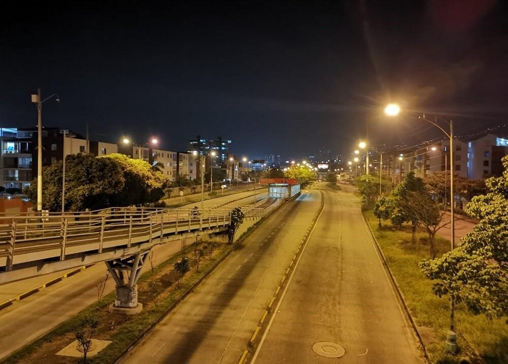 367123_BLU Radio. Toque de Queda Bucaramanga / Foto:Suministrada
