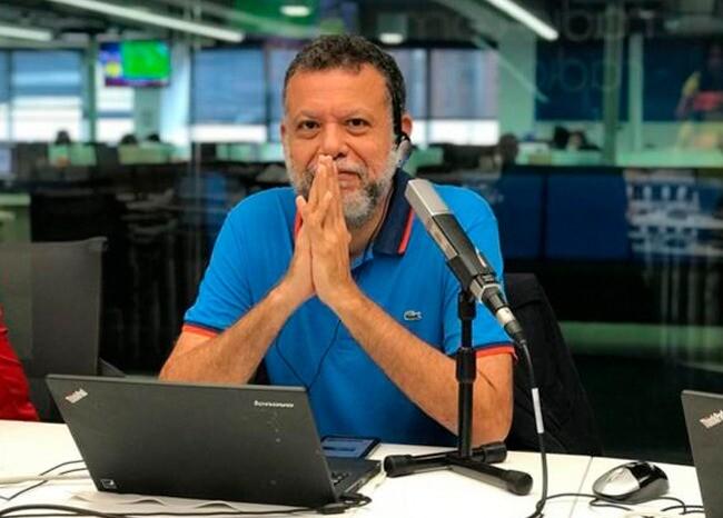 354088_BLU Radio// Padre Alberto Linero. Foto: BLU Radio