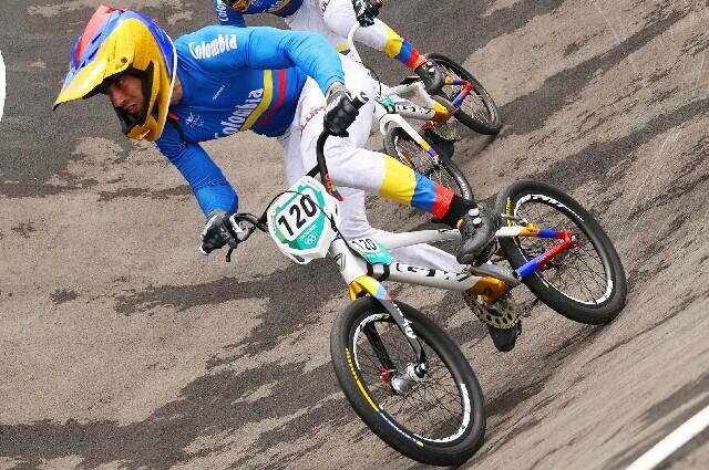 Vincent Pelluard, en los Juegos Olímpicos de Tokio 2020