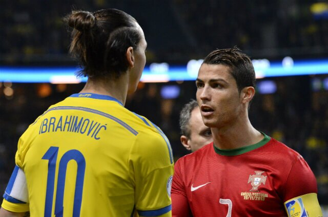 326540_Zlatan Ibrahimovic y Cristiano Ronaldo
