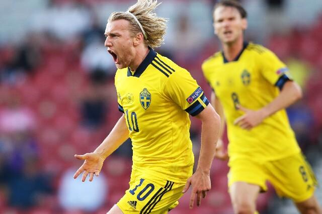 Gol de Emil Forsberg