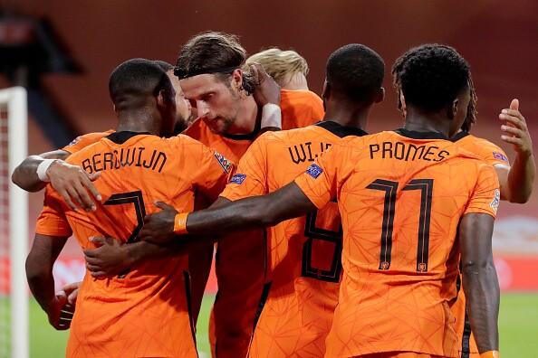 Holanda vs. Polonia