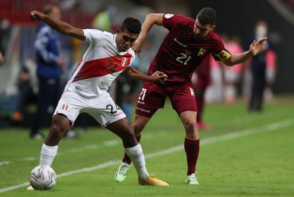 Perú-Venezuela