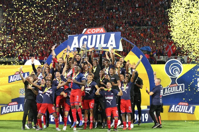 324569_Medellín campeón Copa Águila 2019