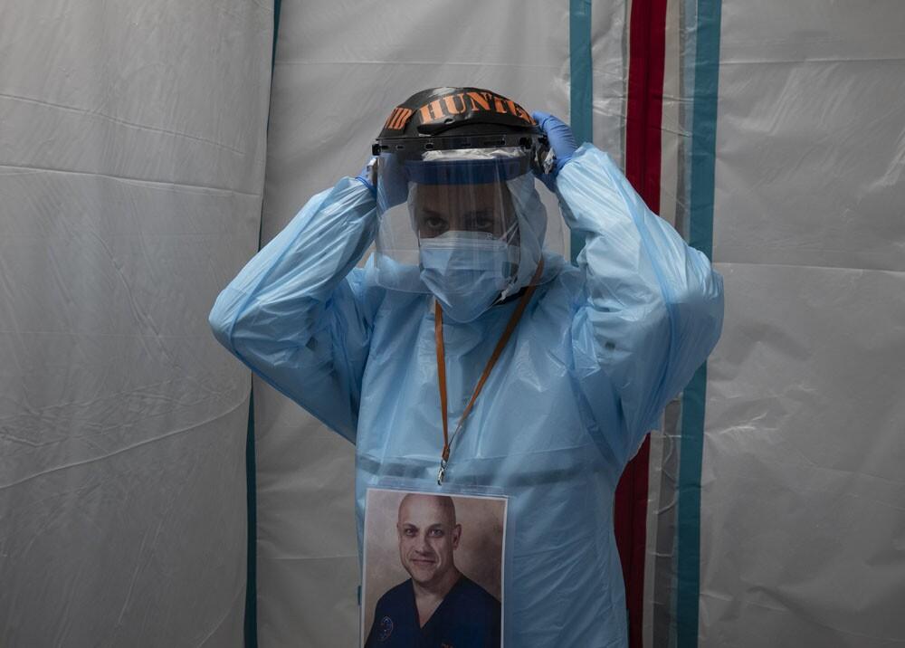 Doctor Joseph Varon. Foto AFP.jpg