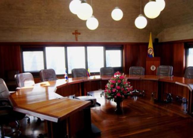 329746_BLU Radio, Corte Constitucional / foto: Corte Constitucional