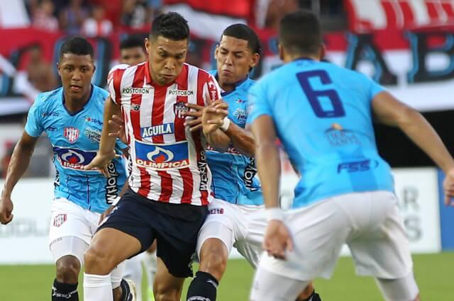 320495_Junior vs Unión Magdalena