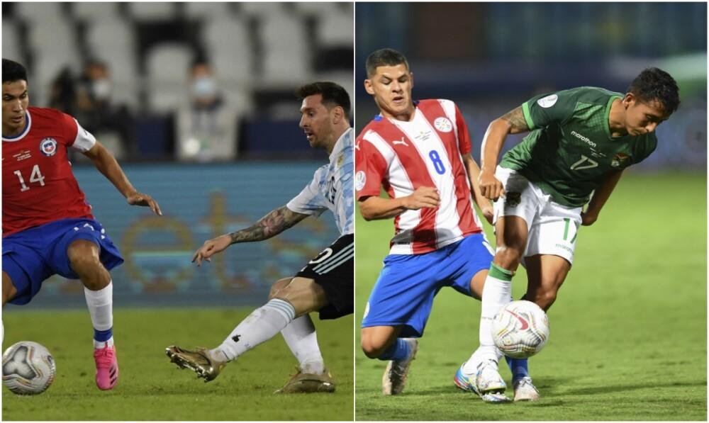 Chile-Argentina y Paraguay -Bolivia en Copa América.jpg