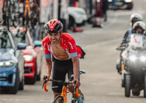 Santiago Buitrago será líder en el Tour de Hungría.