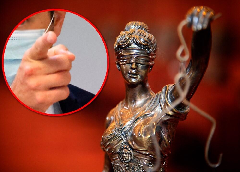 Acusaciones :: Fotos: Rama Judicial - AFP, imágenes de referencia.jpeg