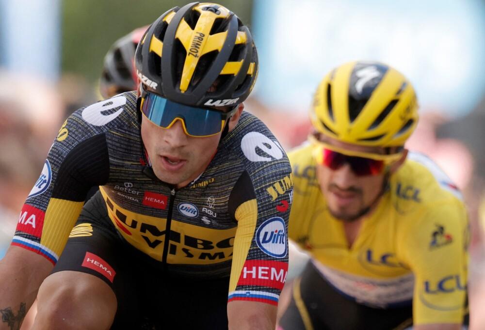Primoz Roglic - Tour de Francia