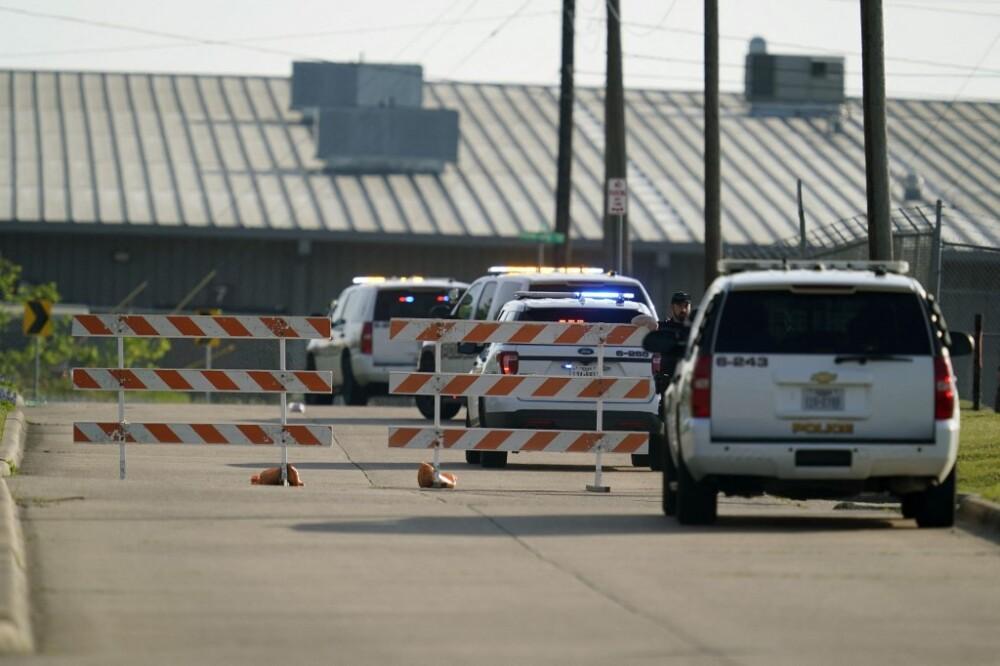 tiroteo Texas con un muerto y siete heridos