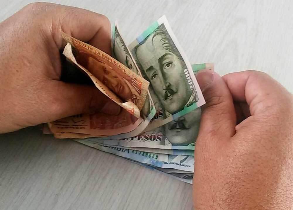 Salario mínimo / Foto: Defensoría