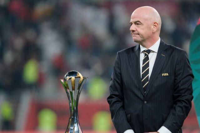 335572_Gianni Infantino, presidente de la FIFA