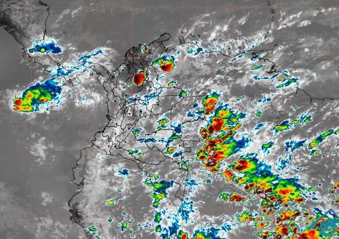Pronóstico del clima para Semana Santa en Colombia