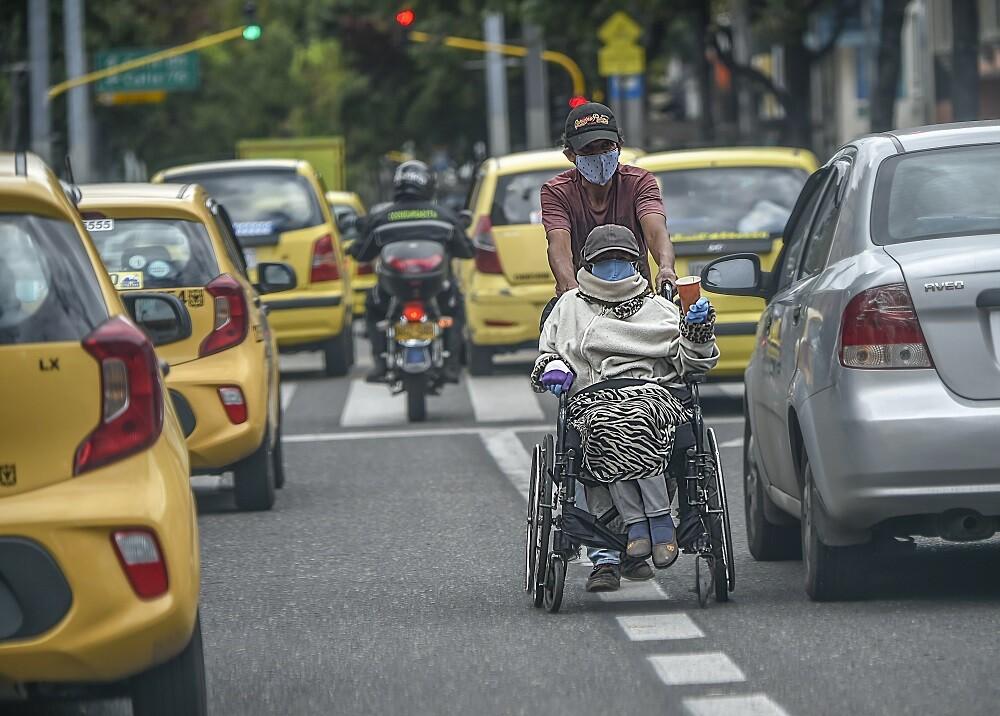 371794_Bogotá. Foto: AFP