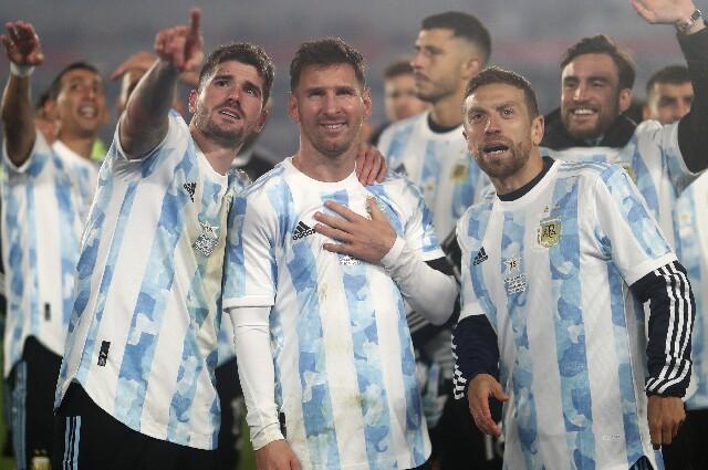 Lionel Messi, en Eliminatorias Sudamericanas