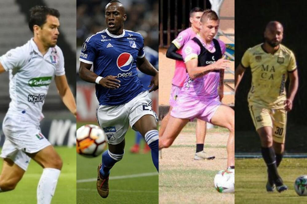 Hernández - Banguero - Roa - Payares