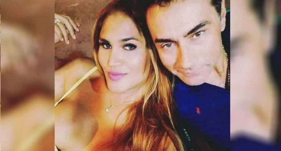 Mauro Urquijo y María Gabriela. Foto: Instagram: @mauro_21urquijo.