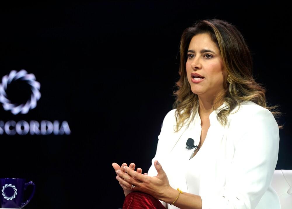 María Juliana Ruiz primera dama AFP.jpg