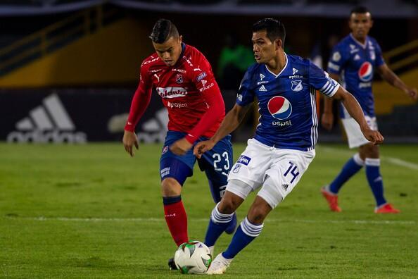 Millonarios vs Medellín