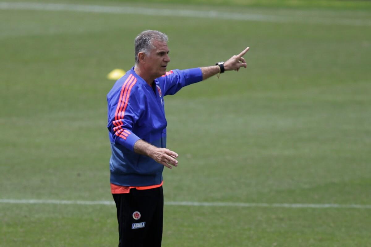 """Así va el tema del técnico Carlos Queiroz y la Selección Colombia: """"él ya  dijo que se va"""""""