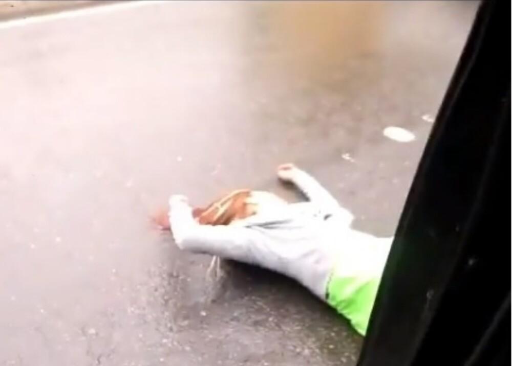 11128_Epa Colombia tras accidentarse durante Kiki Challenge - La Kalle / Instagram de la influenciadora