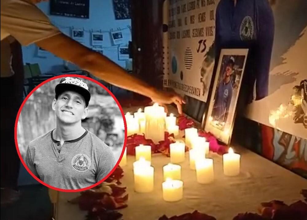 homenaje a julian esneider muñoz asesinado en la comuna 18 de cali.jpg