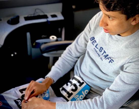 Egan Bernal será el líder del Ineos en el Giro de Italia 2021.