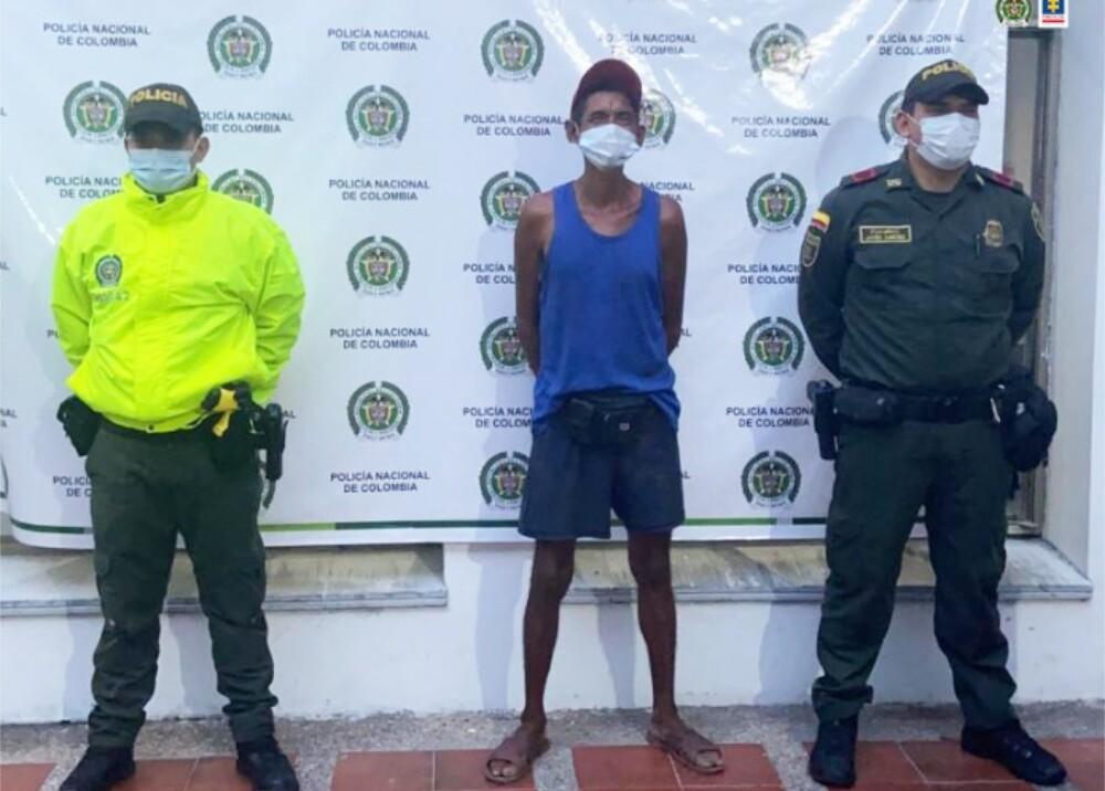 Envían a cárcel a hombre acusado de maltratar a sus padres Foto Fiscalía.jpg