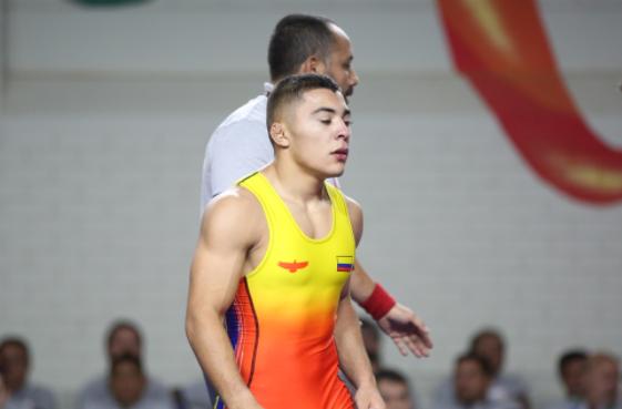 Julián Horta representará a Colombia en los Juegos Olímpicos de Tokio 2020.