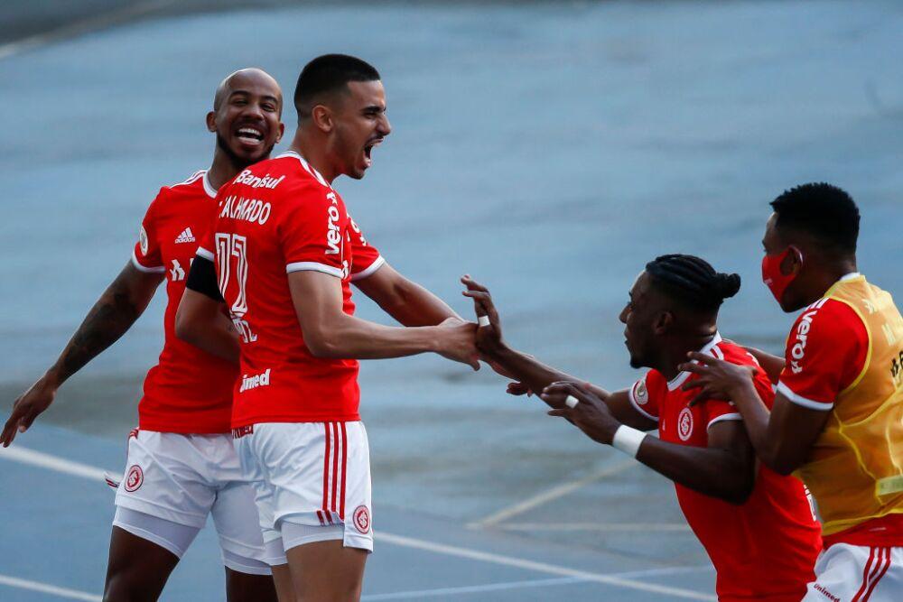 2020 Brasileirao Series A:  Botafogo v Internacional Play Behind Closed Doors Amidst the Coronavirus (COVID - 19) Pandemic