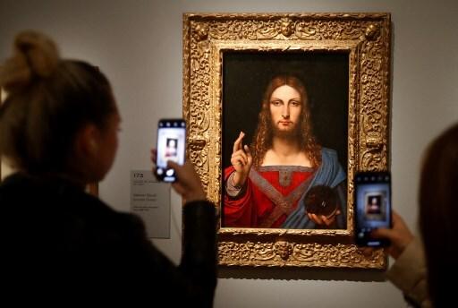 Salvatore Mundi la pintura más cara del mundo