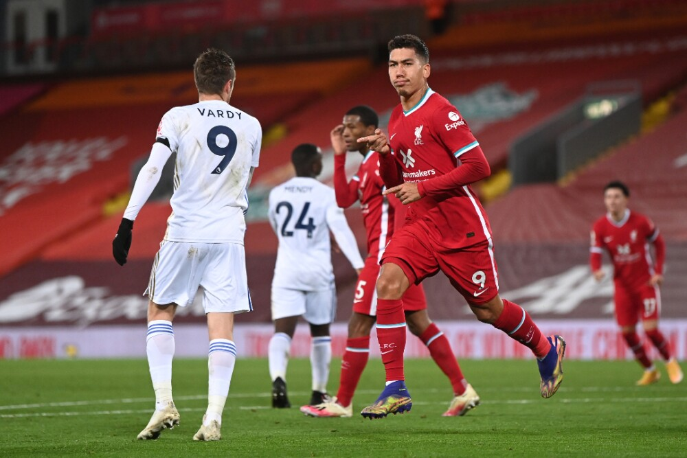 Firmino Liverpool Leicester 221120 AFP E.jpg