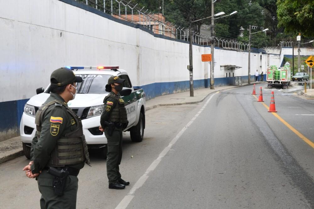 362091_Cárcel Bellavista en cuarentena_BLU Radio