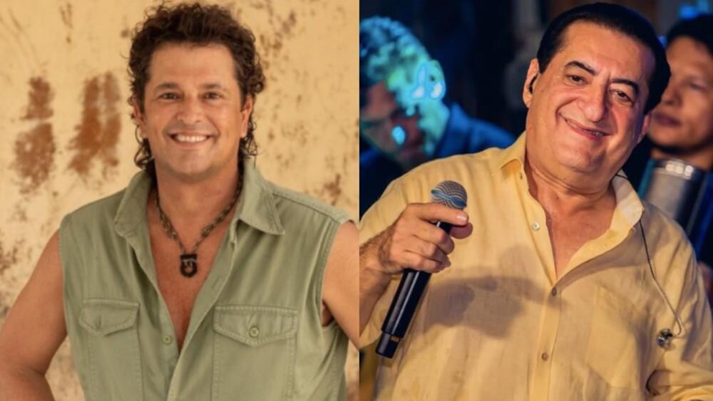 Carlos Vives y Jorge Oñate