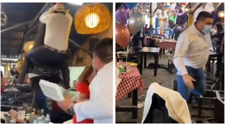 Denuncian maltrato animal en restaurante