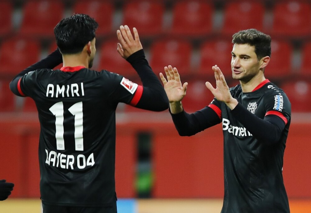 Bayer Leverkusen - Hoffenheim