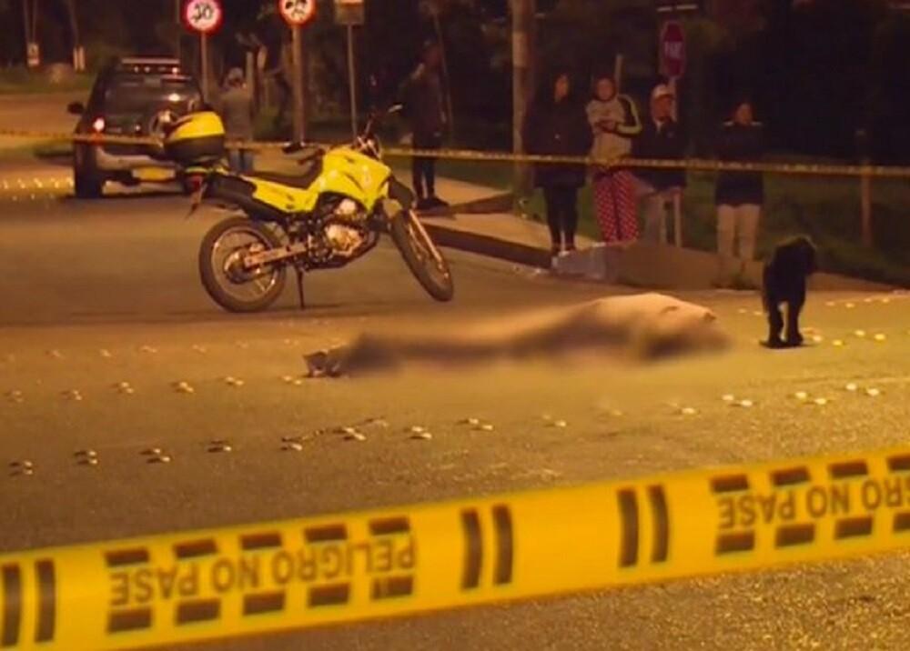 346397_BLU Radio. Asesinato en San Cristóbal, Bogotá / Foto: Noticias Caracol