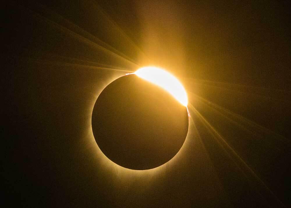 337720_BLU Radio // Eclipse solar // Foto: AFP, imagen de referencia