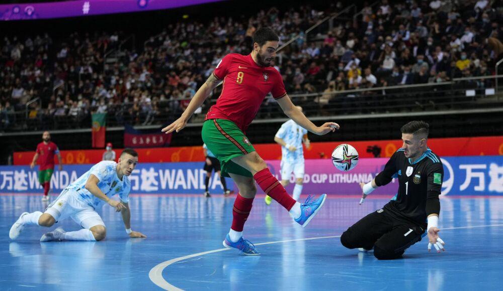 Argentina vs Portugal (1-2) resumen y estadísticas del partido
