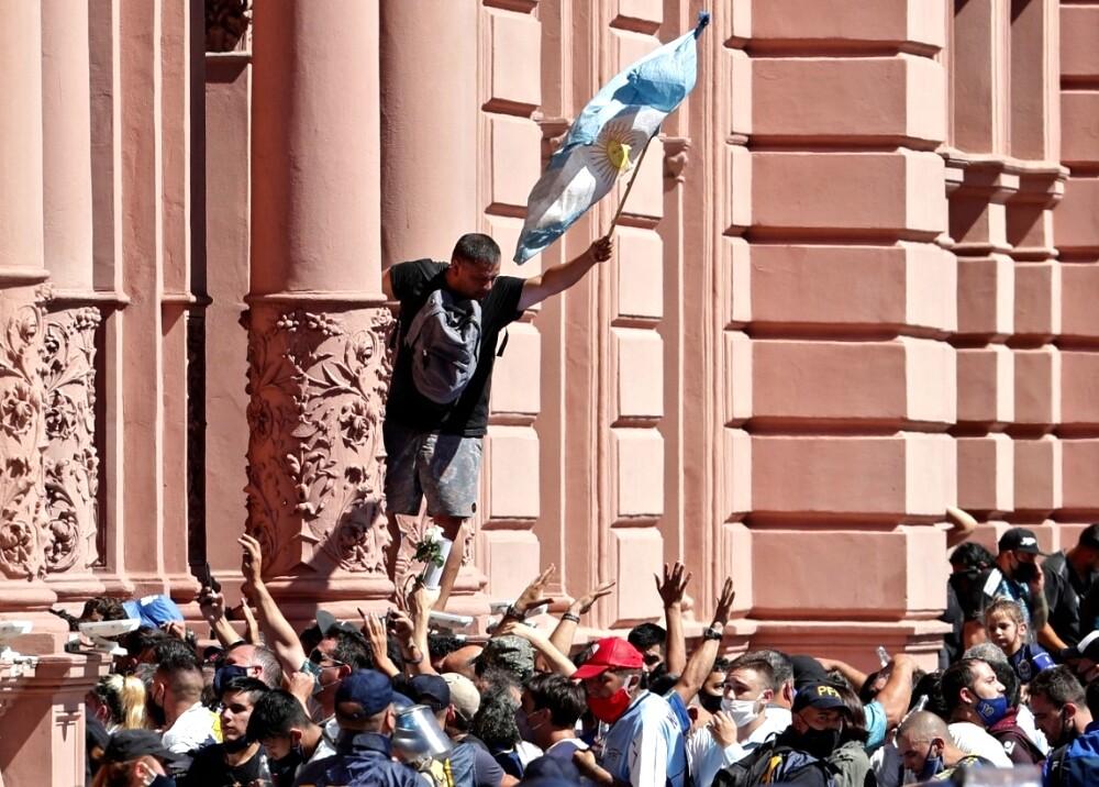 Disturbios en Casa Rosada_AFP.jpeg