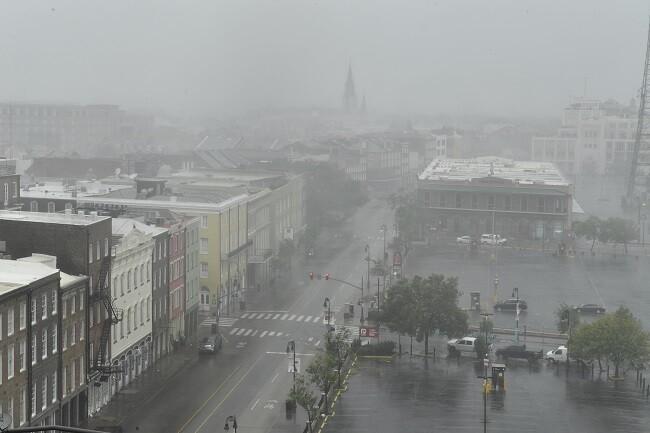huracan ida en nueva orleans