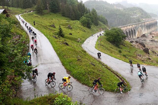Etapa del Tour de Francia