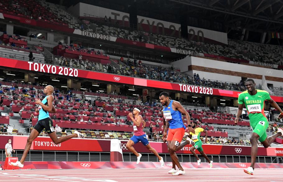 Anthony Zambrano ganó medalla de plata en los Juegos Olímpicos Tokio 2020
